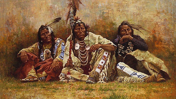 An Introduction to the History of the Sioux Tribe of Indians